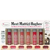 The Balm - Lipstick - MeetMatteHughes Vol.12