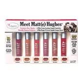 The Balm - Lipstick - MeetMatteHughes Vol.2