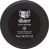 The Great British Grooming Co. - Hårvård - Clay Styler
