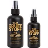 The Gruff Stuff - Facial care - The Face + Body Set