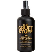 The Gruff Stuff - Body care - The Spray on Body Lotion