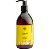 The Handmade Soap - Lemongrass & Cedarwood - Shower Gel