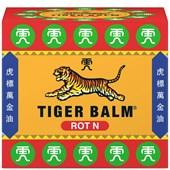 Tiger Balm - Pharmaceuticals - Salbe Rot N