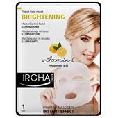 Iroha - Ansiktsvård - Intensive Face Mask Antioxidant Vitamin C