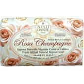 Nesti Dante Firenze - Le Rose - Rosa Champagne tvål