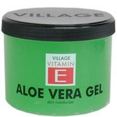 Village - Vitamin E - Aloe Vera Body Gel