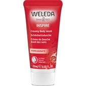 Weleda - Shower care - Pomegranate Creamy Body Wash