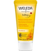 Weleda - Pregnancy and baby care - Baby Calendula tvättlotion + schampo