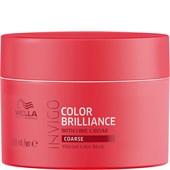 Wella - Color Brilliance - Vibrant Color Mask Coarse Hair