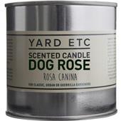 YARD ETC - Dog Rose - Scented Candle