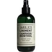 YARD ETC - Hudvård - Liniment Camphor/Menthol