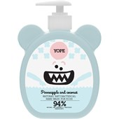 Yope - Hand care - Pineapple & Coconut Hand Wash for Kids
