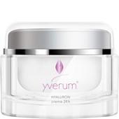 Yverum - Facial care - Hyaluron Kräm 24 h