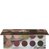 ZOEVA - Eye Shadow - Café Eyeshadow Palette