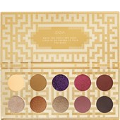 ZOEVA - Eye Shadow - Heritage Eyeshadow Palette
