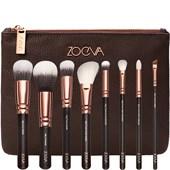 ZOEVA - Brush sets - Brush Sets Rose Golden Luxury Set Vol.1