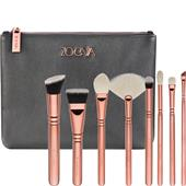 ZOEVA - Brush sets - Brush Sets Rose Golden Luxury Set Vol.3