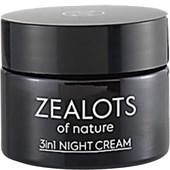 Zealots of Nature - Night Care - 3 in 1 Night Cream