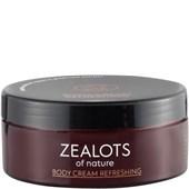 Zealots of Nature - Skin care - Body Cream Refreshing