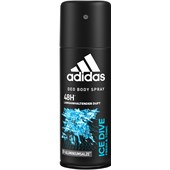 adidas - Ice Dive - Deo Body Spray