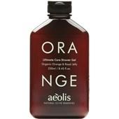 aeolis - Body care - Orange Ultimate Care Shower Gel