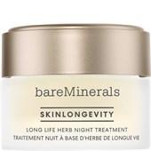 bareMinerals - Återfuktande hudvård - Long Life Night Treatment