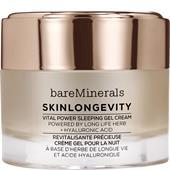 bareMinerals - Specialvård - SkinLongevity Sleeping Gel-Cream