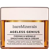bareMinerals - Specialvård - Smoothing Neck Cream Ageless Genius Firming & Wrinkle