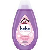 bebe Zartpflege - Hårvård - Stärkande schampo och balsam