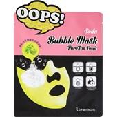 berrisom - Masker - Poretox Fruit Soda Bubble Mask