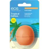 eos - Läppar - Exotic Mango Lip Balm