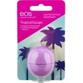 eos - Läppar - Tropical Island Punch Organic Lip Balm
