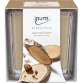 Ipuro - Essentials by Ipuro - Cedar Wood Candle