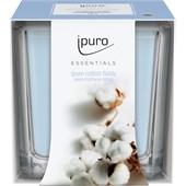 Ipuro - Essentials by Ipuro - Cotton Fields Candle