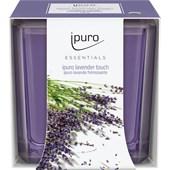 Ipuro - Essentials by Ipuro - Lavender Touch Candle