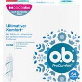 o.b. - Tamponger - Pro Comfort Mini