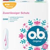 o.b. - Tamponger - Original