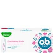 o.b. - Tamponger - Super Plus