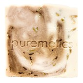 puremetics - Natural soaps - Vårdande duschtvål Havremjölk Tonka
