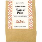 puremetics - Peelings & Masks - Ghassoul-pulver