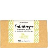 puremetics - Shampoo - För brunt till mörkblond hår Torrschampo Mojito