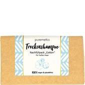 puremetics - Shampoo - För ljust hår Torrschampo Cotton