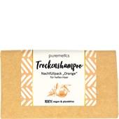 puremetics - Shampoo - För ljust hår Torrschampo Orange