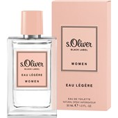 s.Oliver - Black Label Women - Eau Légére Eau de Toilette Spray