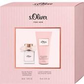 s.Oliver - For Her - Presentset