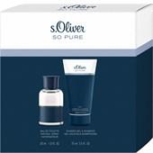 s.Oliver - So Pure Men - Gift set