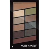 wet n wild - Eye Shadow - Color Icon Eyeshadow 10-Pan Palette