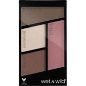 wet n wild - Eye Shadow - Color Icon  Eyeshadow Quads