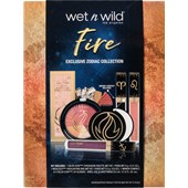 wet n wild - Eyes - Zodiac Fire Set