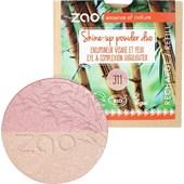 zao - Mineral powder - Refill Shine-Up Powder